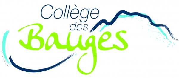 COLLEGE DES BAUGES - Logo quadri -vect