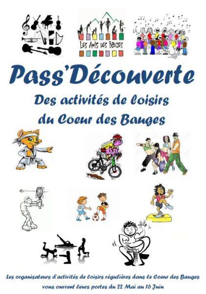 flyer Pass découverte 2018